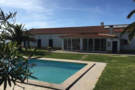 Villa - Pinhal dos Combros - Carvalhal - House
