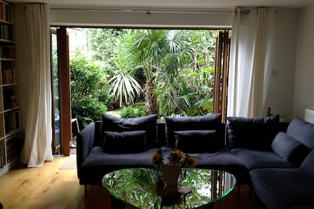2-bed garden house in Shoreditch   - London