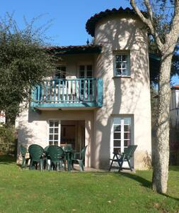 Villa belle vue étang golf Moliets club vacances - Moliets-et-Maa