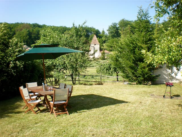 Charming Country Home - Saint-Avit - Huis