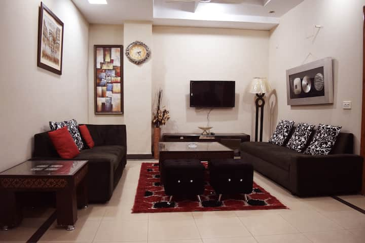 Fully Furnished Beautiful Appartment