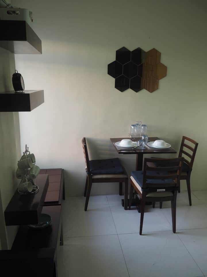 A comfy place to stay at the heart  of Cebu City
