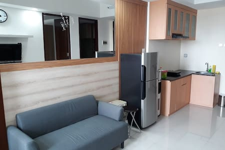 JEFF HOME 2BR APARTEMEN AT CENTRAL SURABAYA