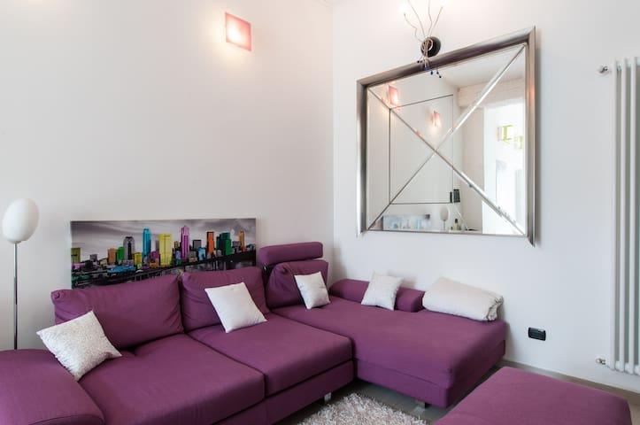 NEW LOFT DESIGN IN MILAN - Sesto San Giovanni - Apartment