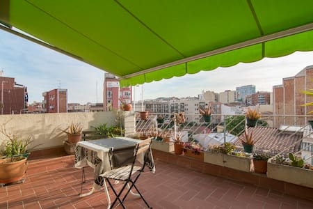 COZY&PRETTY Atic.BCN with TERRACE  - Barcelona