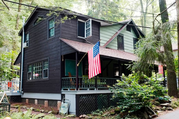 Charming vacation cottage - Mount Gretna - บ้าน