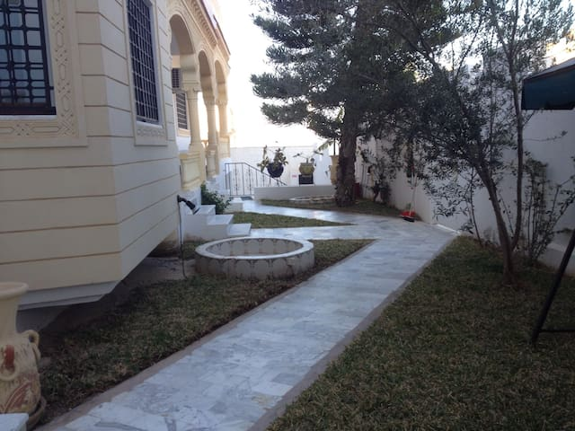 A Studio : 200m from the beach - Sousse - Villa