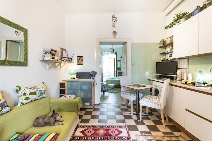 Comfort and centrality in Milan - Milano - Flat