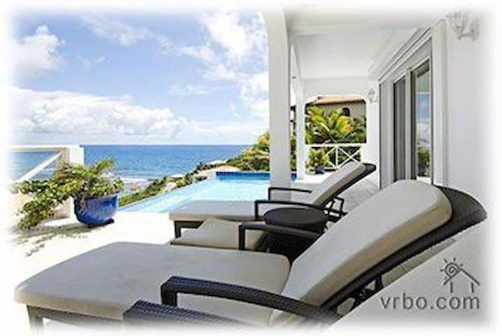 Luxury Villa Twin Palms - sint maarten - 別荘