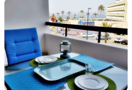 Economic bed-sitter Sea views - Roquetas de Mar - Loft