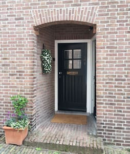 Downstairs apartment in the old  centre of Rhenen - Rhenen - 公寓