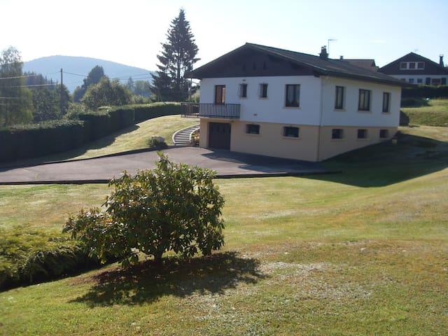maison de vacances type chalet proche gérardmer - Le Tholy - Dom