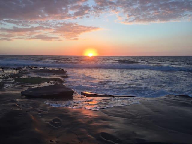 Ocean Side Living La Jolla