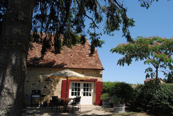 La maison du Sabotier au Domaine des Fargues