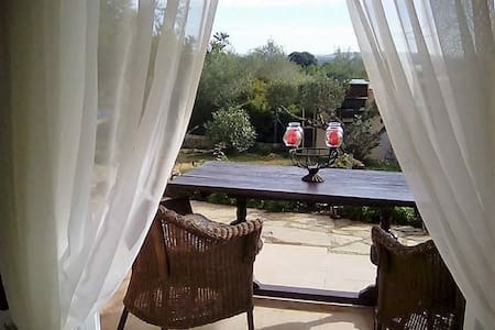 El Alamo - a special countryside retreat with pool - Sant Jordi