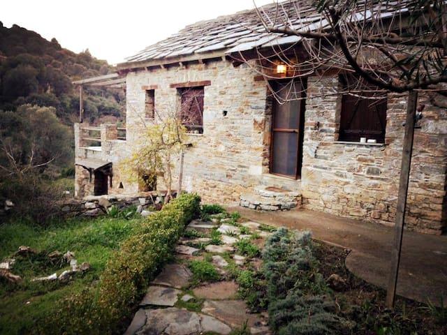Zarakes Stone Villa - Zarakes - Dům