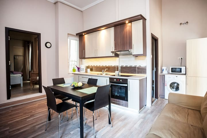 Charming apartment in Budapest