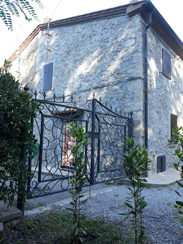 Shelter in the heart of Maremma