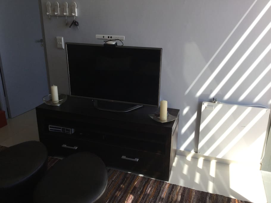 Television with DSTV