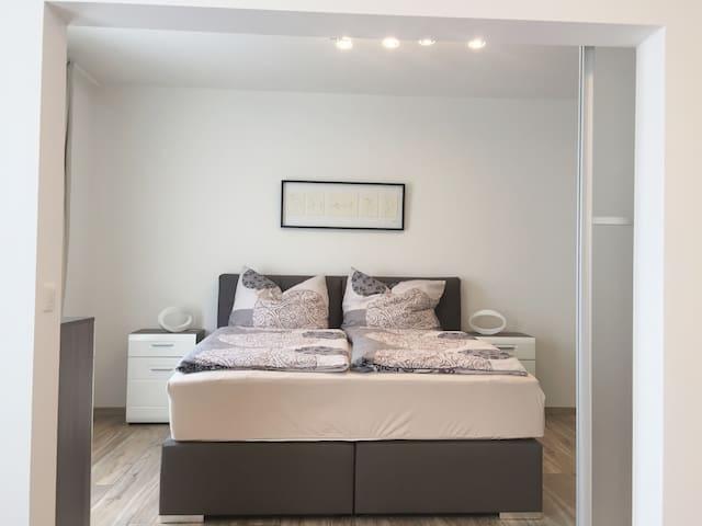 62 qm modernes und helles Wohlfühlappartement