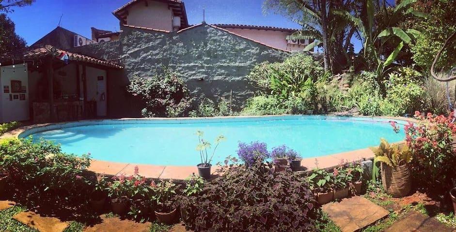 Hotel Renda Guazú- Habitacion Doble