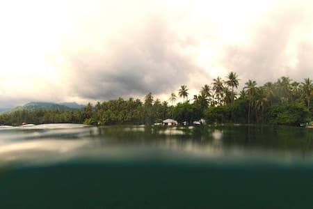 Private Oceanfront Villa North Bali - Bondalem - Villa