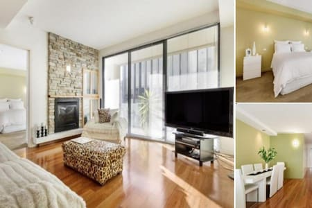 In the heart of South Yarra - WiFi&Private Parking - South Yarra