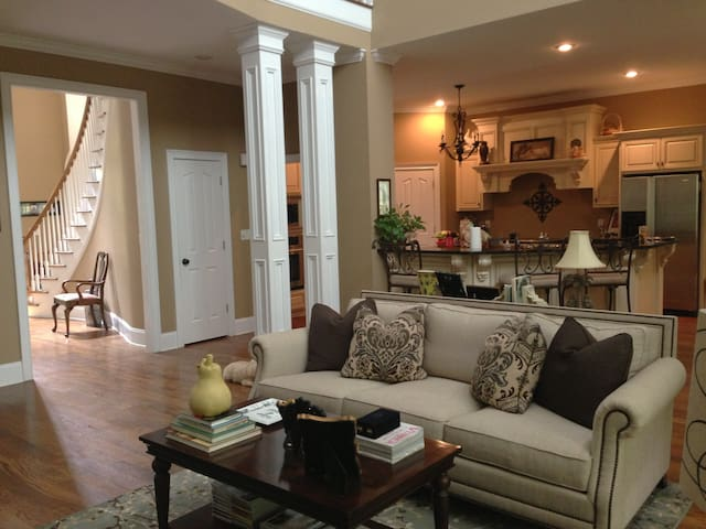 Augusta Masters Rental Private Executive Home