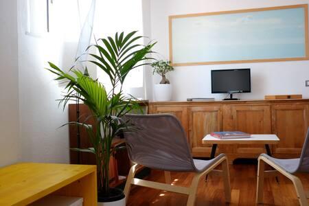 Charmant studio dans le centre de ville d'Oristano