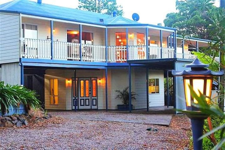 CLOUD 9 - Tamborine Mountain - Eagle Heights - House