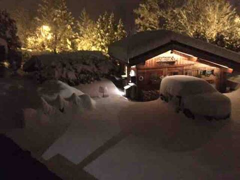 Small chalet in Chamonix