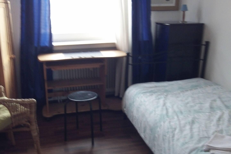 Einzelzimmer Frauen Zimmer Nordsee III