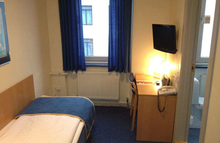 Hotel Maritime, Single Room