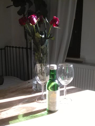 FerienWohnung im Casa Araldo, Kaub am Rheinsteig