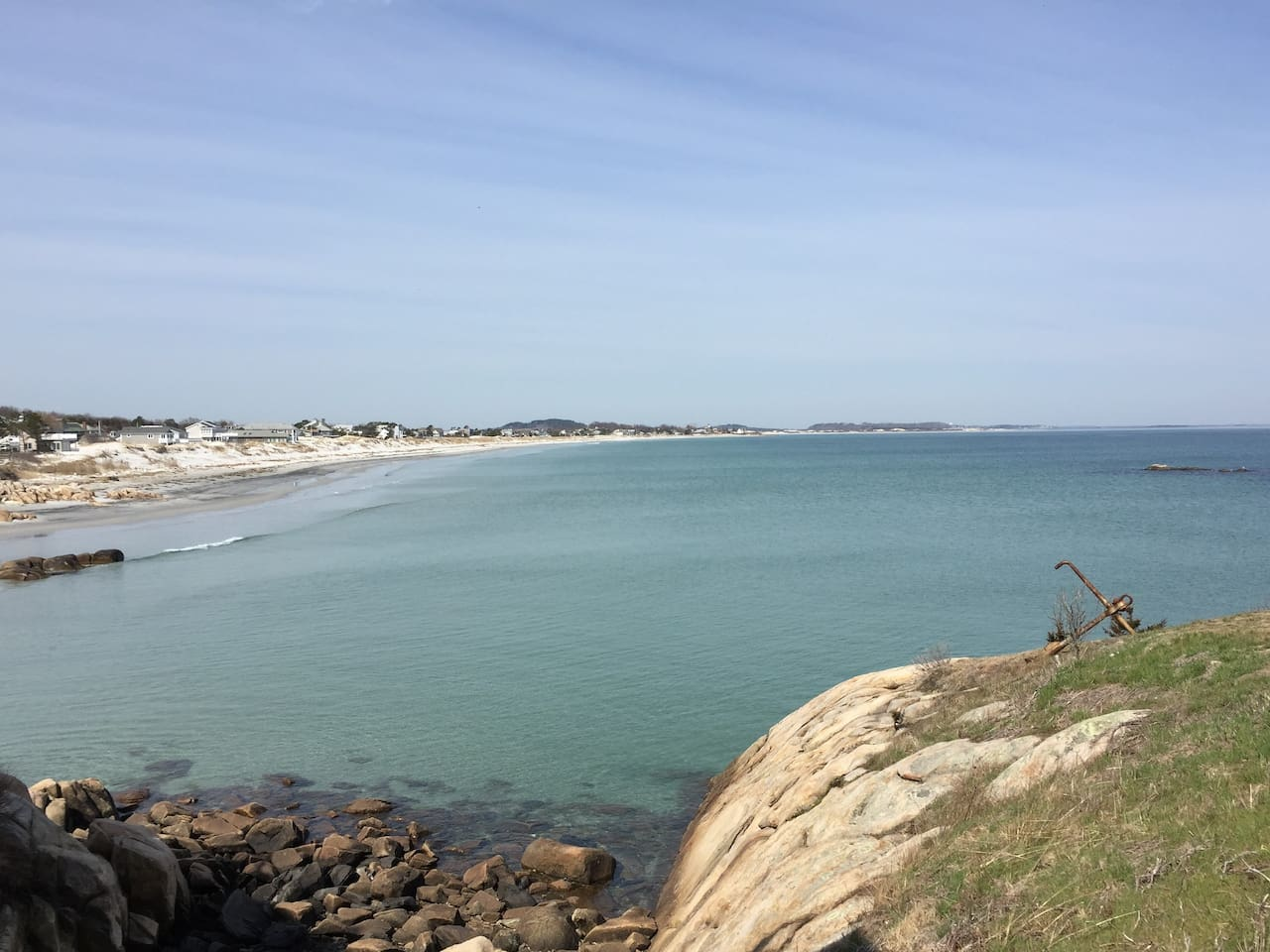 beautiful Coffins Beach