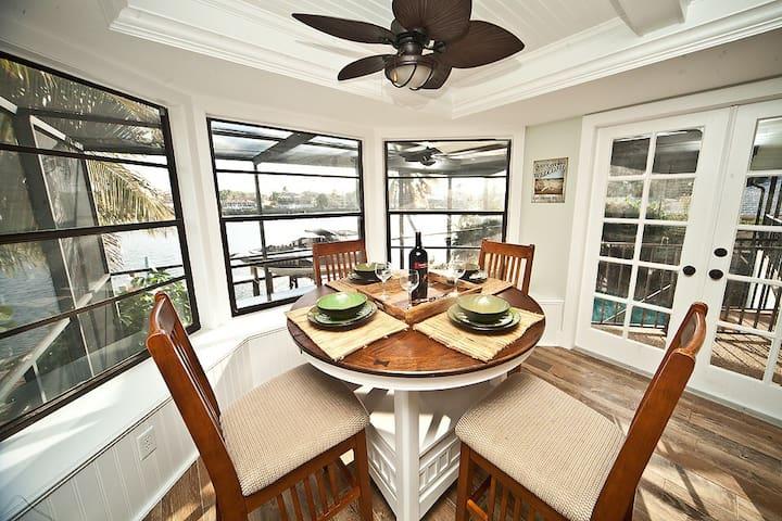 Beach Style Home - Marco Island - House