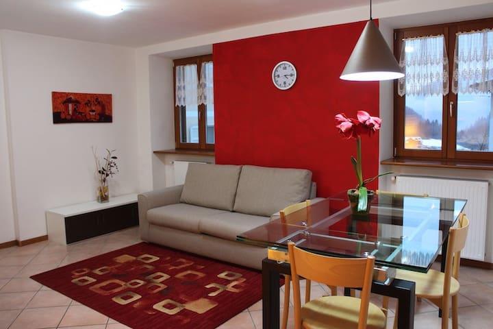 Appartamento ai piedi della Paganella, Andalo