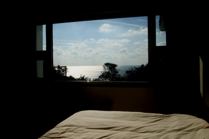 Olivenang: ocean view_studio I - Ieodo-ro, Seogwipo-si - Bed & Breakfast