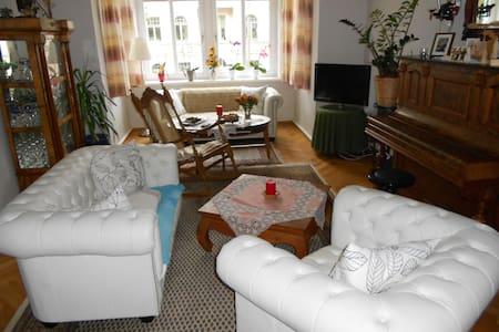 Zimmer im Gründerzeitviertel - Chemnitz