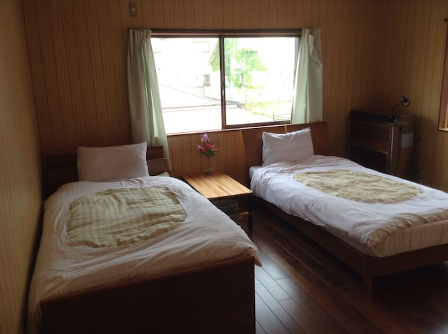 Guest houses in Shirahama Nanki, is - 西牟婁郡白浜町 - Haus