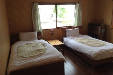 Guest houses in Shirahama Nanki, is - Huis