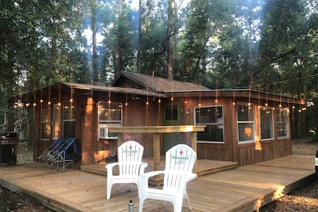 The Suwannee Sugar Shack On The River With Dock