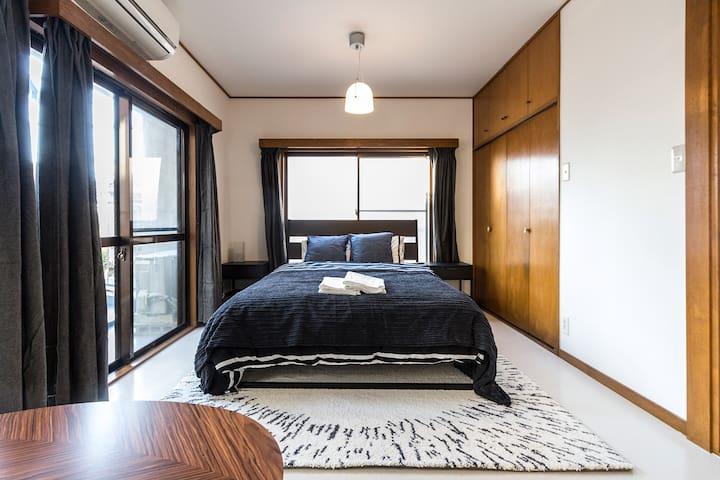 Light Filled 2 BR Ikebukuro Large Apartment(中文) - Toshima-ku - Apartment