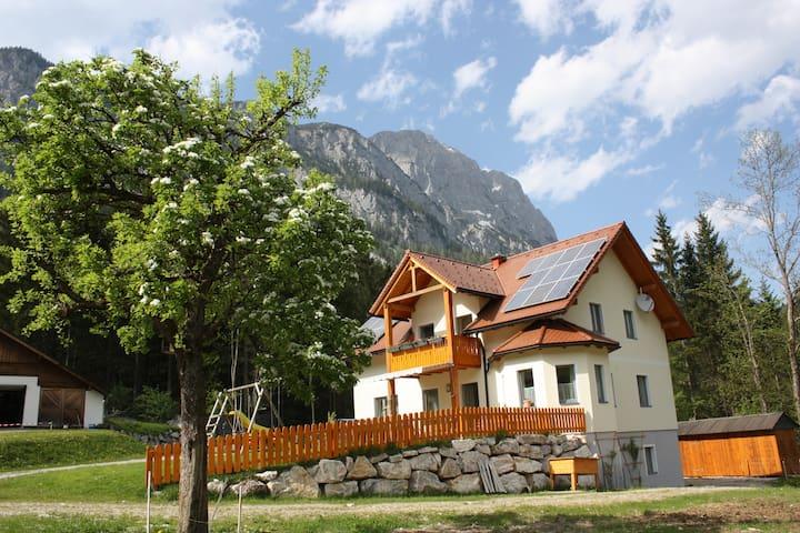 Ferienwohnung Radmer - Radmer - House