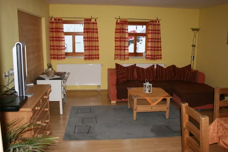 Big Apartement up to 8 persons - Ottobeuren - Apartament