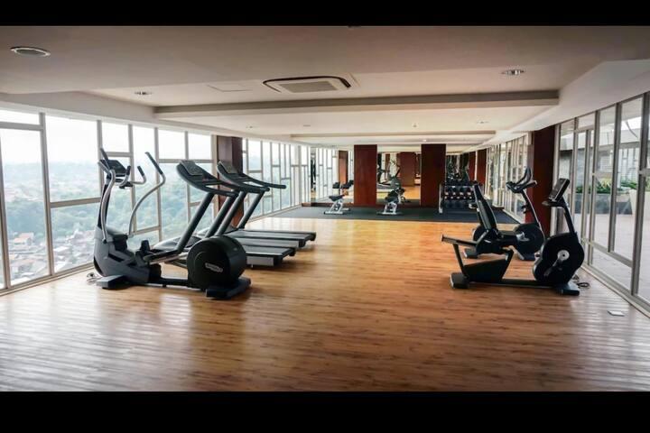 Luxury studio apt, best location in Semarang