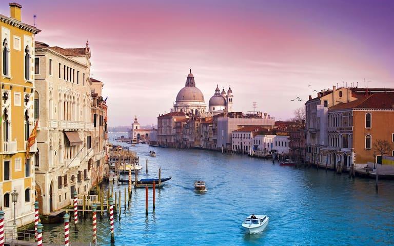 Revolution Venice - Venetië - Appartement
