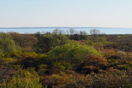 Lighthouse Rd. Water view can't be beat! - Aquinnah