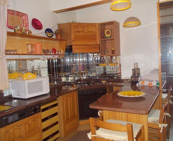 CasaVacanze Etna,Etnaland e Catania/Haus Sizilien - Santa Maria di Licodia - Flat