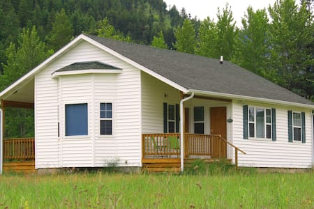 Deep Creek Retreat Guest House - Missoula - Gästehaus
